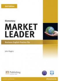 Market Leader (3rd Edition) Elementary Practice File and Audio CD
