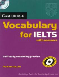 Cambridge Vocabulary for IELTS with Answers + CD