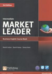 Market Leader Intermediate 3rd Edition: Course Book+DVD-ROM