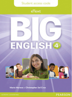 Big English 4 Student eText Online Access