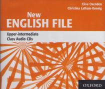 New English File Upper-Intermediate: Class Audio CDs