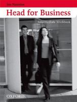 Фото книги Head for Business Intermediate: Workbook