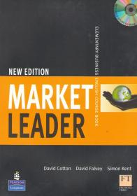 Market Leader Elementary New Edition:Course Book with self-study CD-ROM