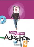 Adosphere 4. Cahier d'activites+CD