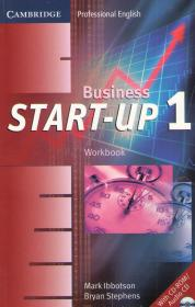 Business Start-Up 1: Workbook with CD-ROM/Audio CD
