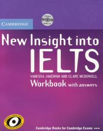 New Insight into IELTS: Workbook with answers+CD