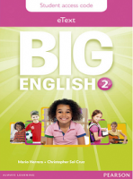 Big English 2 Student eText Online Access