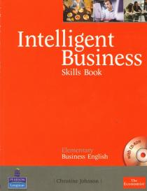 Intelligent Business Elementary:Skills Book+CD
