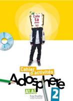 Adosphere 2. Cahier d'activites+CD