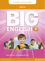 Big English 3 Student eText Online Access