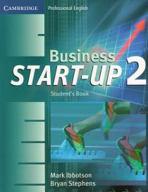 Business Start-Up 2: Student's book