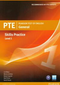 PTE General Skills Practice Level 1: Student's Book with downloadable MP3