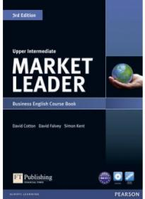 Market Leader (3rd Edition) Upper-Intermediate Course Book and DVD-ROM